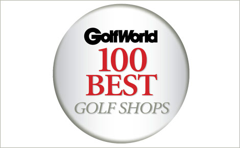 Golf Digest Top 100 Golf Shop in America