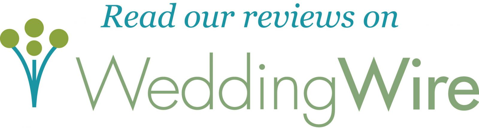 WeddingWire reviews graphic
