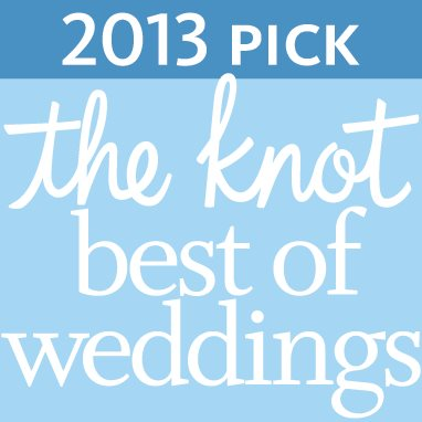 The Knot Best of Weddings 2013 Pick